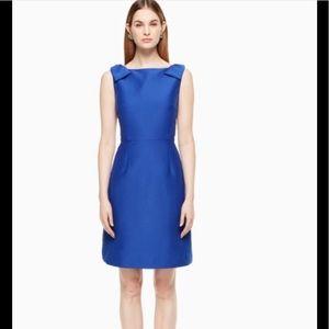 Kate Spade Blue Sleeveless Dress